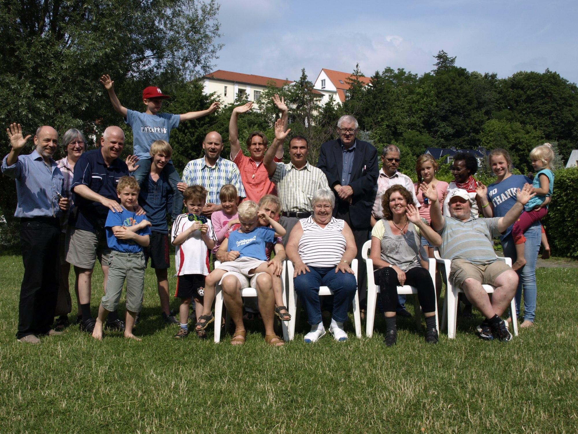 Teamfreizeit in Woltersdorf